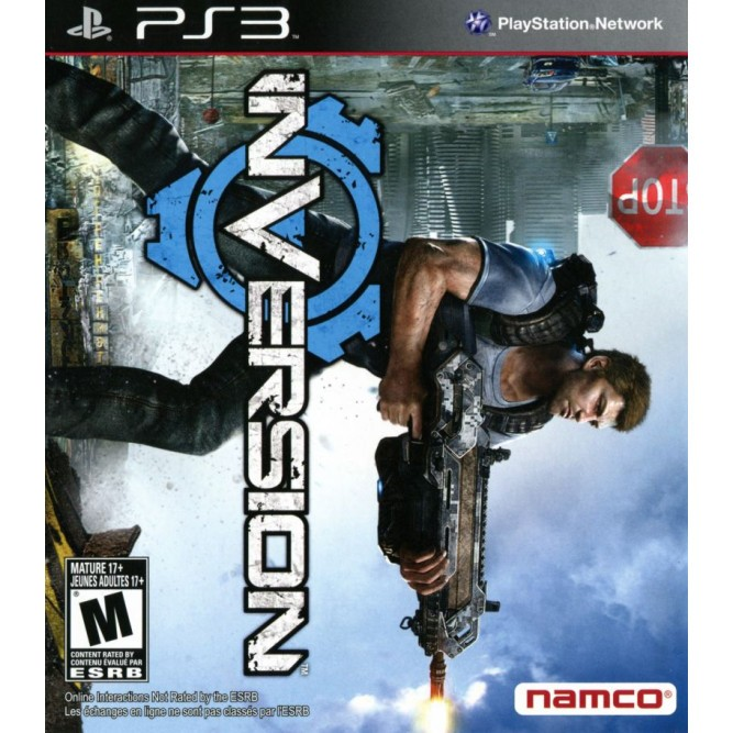 Игра Inversion (PS3) (eng) б/у