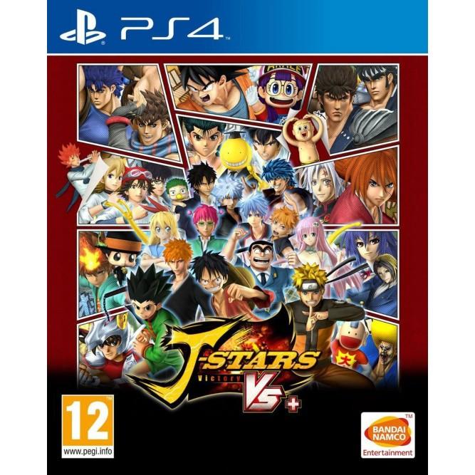 Игра J-Stars Victory VS+ (PS4) б/у