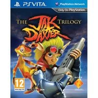 Игра The Jak and Daxter Trilogy (PS Vita) б/у