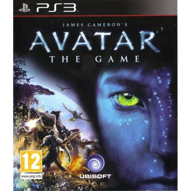 Игра James Cameron's Avatar: The Game (PS3) б/у