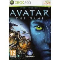 Игра James Cameron's Avatar: The Game (Xbox 360) б/у