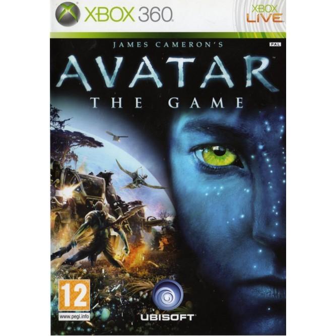 Игра James Cameron's Avatar: The Game (Xbox 360) б/у
