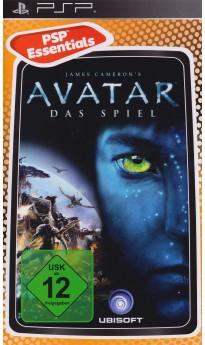 Игра James Cameron's Avatar: The Game (PSP) (б/у)