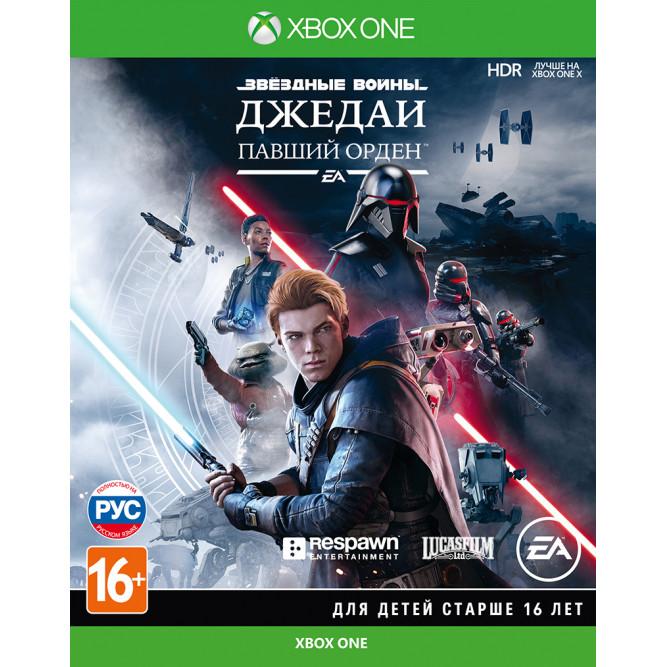 Игра Звёздные Войны Джедаи: Павший Орден (Xbox One) (rus) б/у