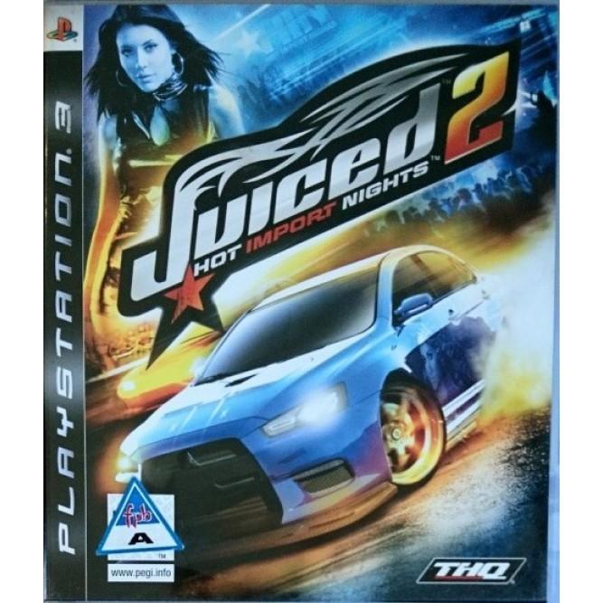 Игра Juiced 2: Hot Import Nights (PS3) б/у