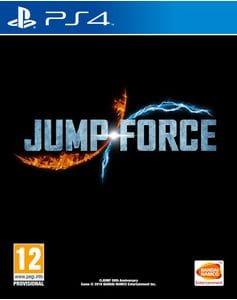 Игра Jump Force (PS4) (rus sub)
