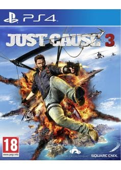 Игра Just Cause 3 (PS4) б/у