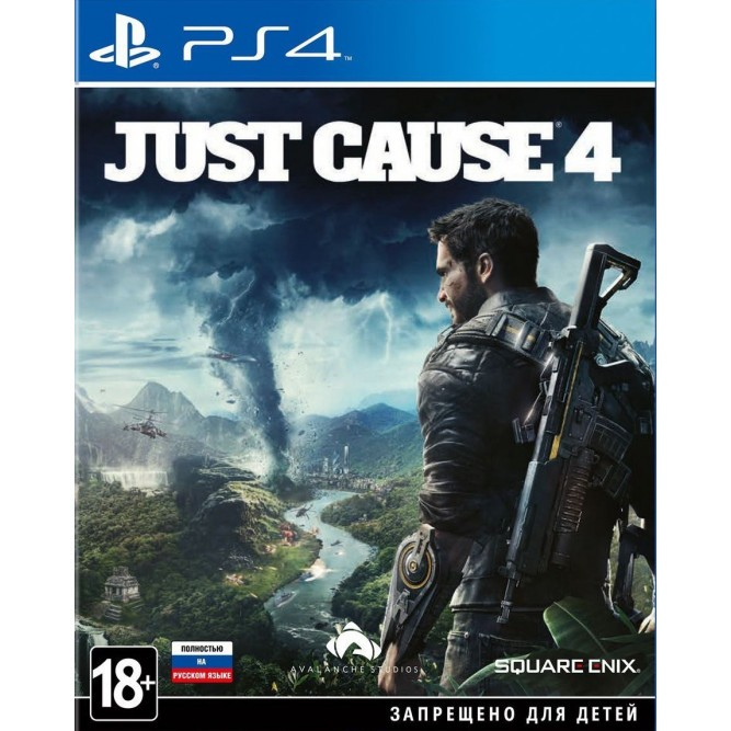 Игра Just Cause 4 (PS4) (rus)