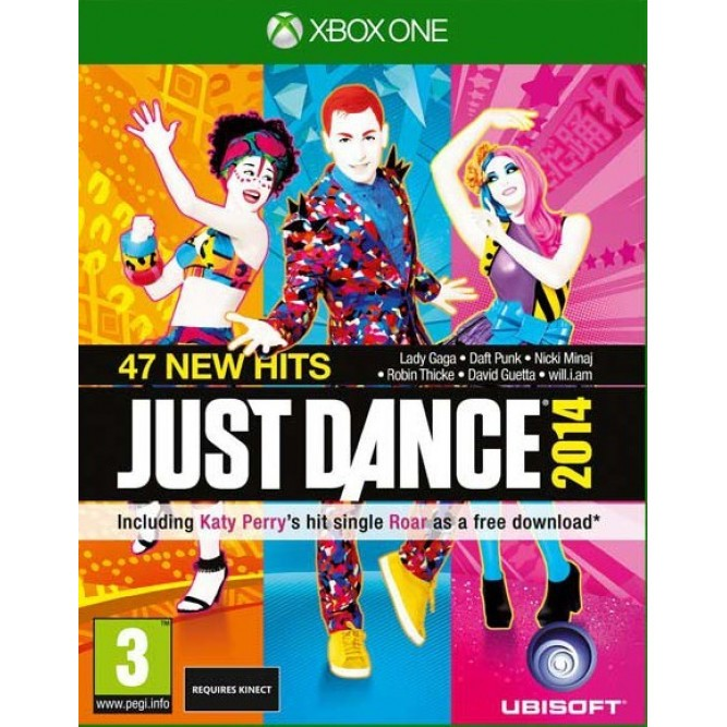 Игра Just Dance 2014 (только для Kinect) (Xbox One) б/у