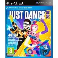 Игра Just Dance 2016 (Только для Move) (PS3) б/у
