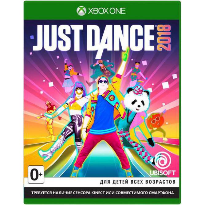 Игра Just Dance 2018 (Xbox One) (rus) б/у