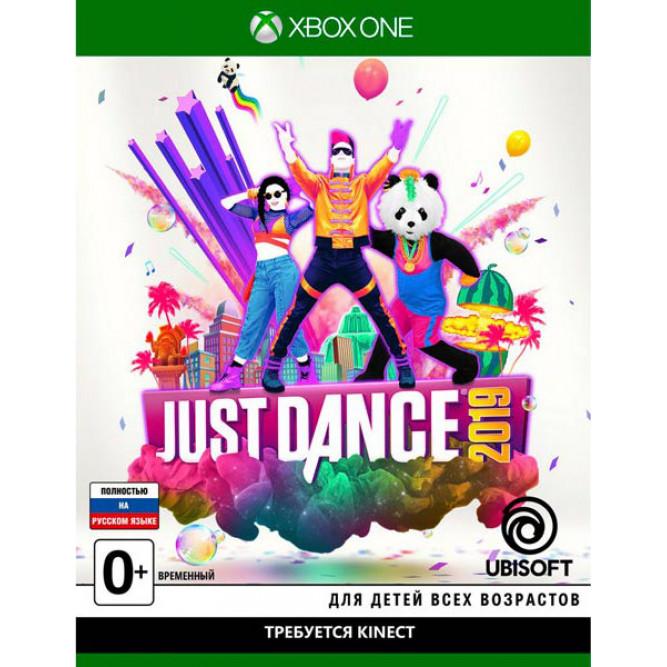 Игра Just Dance 2019 (Xbox One) (rus)