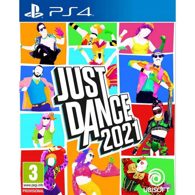 Игра Just Dance 2021 (PS4) (rus)