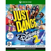 Игра Just Dance: Disney Party 2 (Xbox One)