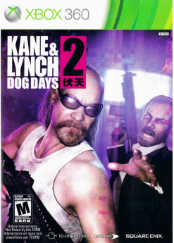 Игра Kane and Lynch 2: Dog Days (Xbox 360) б/у