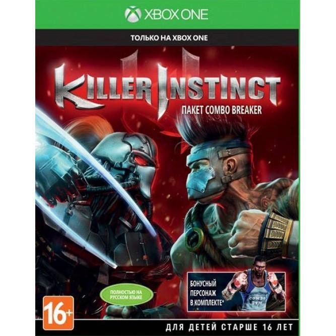Игра Killer Instinct (Xbox One) (rus)