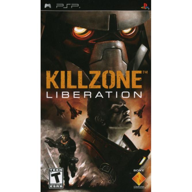 Игра Killzone: Liberation (PSP) б/у