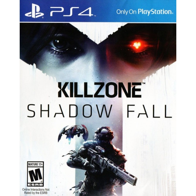 Игра Killzone: Shadow Fall (PS4) б/у (eng)