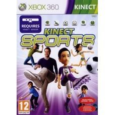 Игра Kinect Sports (Xbox 360) б/у