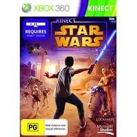 Игра Kinect Star Wars (Xbox 360) б/у