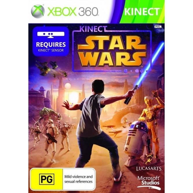 Игра Kinect Star Wars (Xbox 360) (rus)