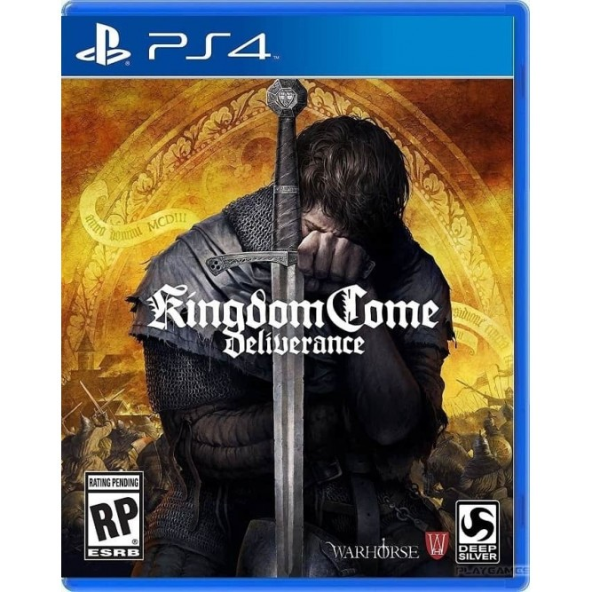Игра Kingdom Come: Deliverance (PS4) б/у (eng)