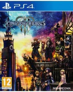 Игра Kingdom Hearts 3 (PS4) (eng)