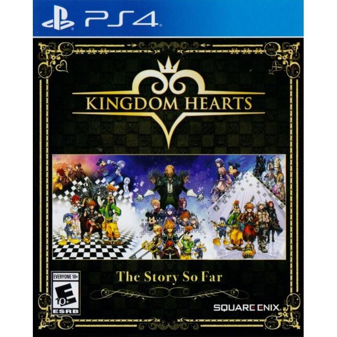 Игра Kingdom Hearts: The Story So Far (PS4) (eng)