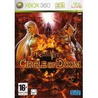 Игра Kingdom Under Fire: Circle of Doom (Xbox 360) б/у