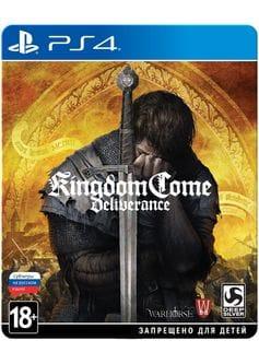 Игра Kingdom Come: Deliverance. Steelbook Edition (PS4) (rus sub)