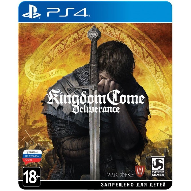 Игра Kingdom Come: Deliverance (PS4) б/у