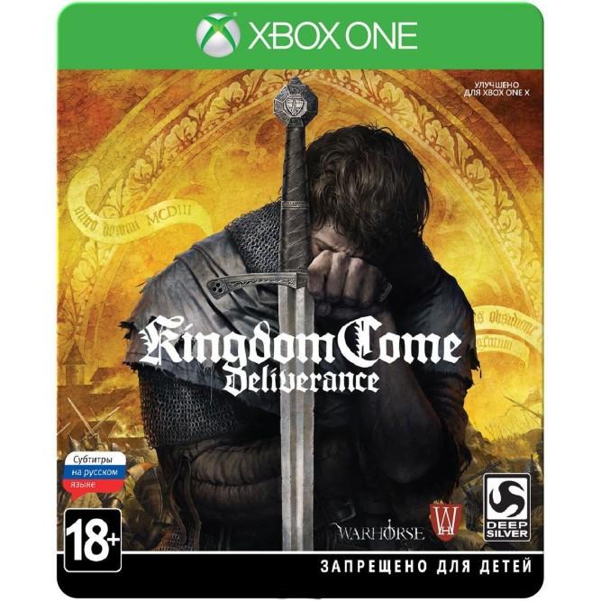 Игра Kingdom Come: Deliverance (Xbox One) б/у (rus sub)