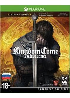Игра Kingdom Come: Deliverance (Xbox One) (rus sub)