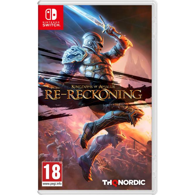 Игра Kingdoms of Amalur: Re-Reckoning (Nintendo Switch) (rus sub)
