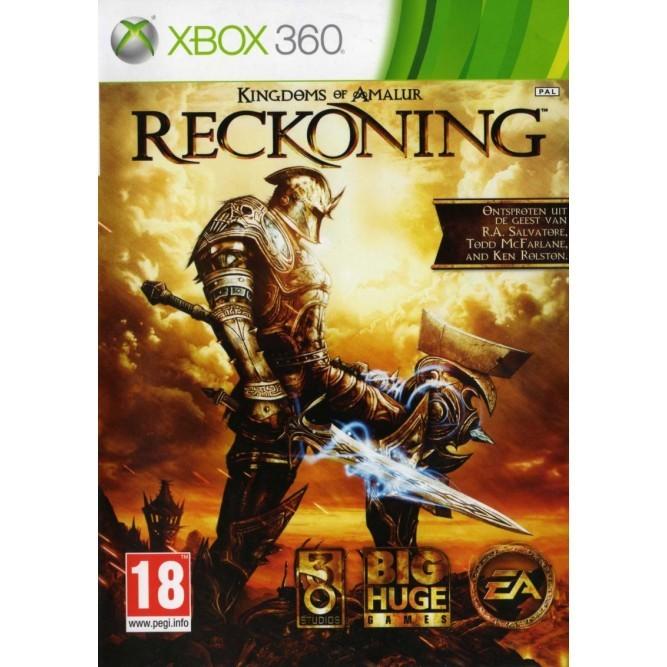 Игра Kingdoms of Amalur: Reckoning (Xbox 360) б/у