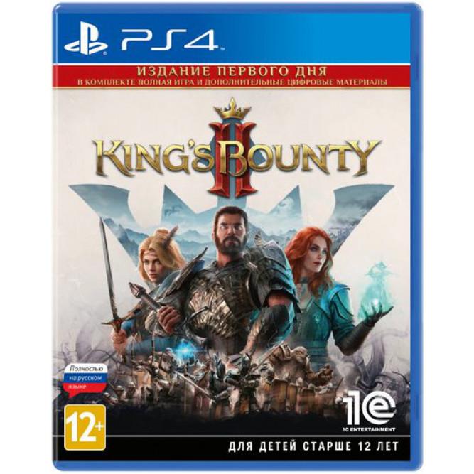 Игра King's Bounty II (Издание первого дня) (PS4) (rus)