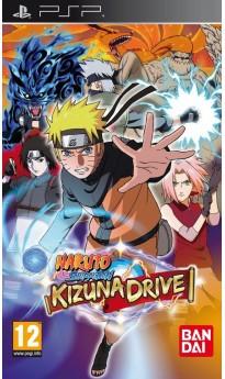 Игра Naruto Shippuden: Kizuna Drive (PSP) б/у