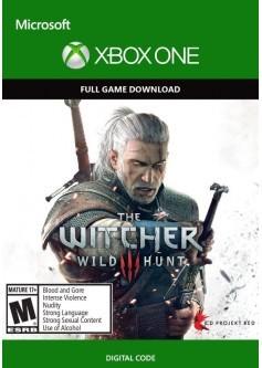 Ключ The Witcher 3 (Ведьмак 3: Дикая Охота) (Xbox One) rus