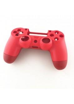 Корпус для геймпада Dualshock4 v2. Матовый красный