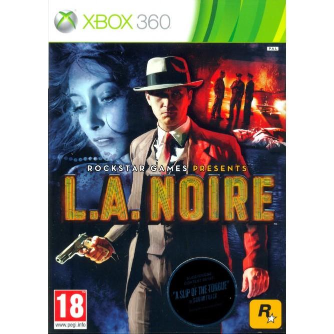 Игра L.A. Noire (Xbox 360) б/у