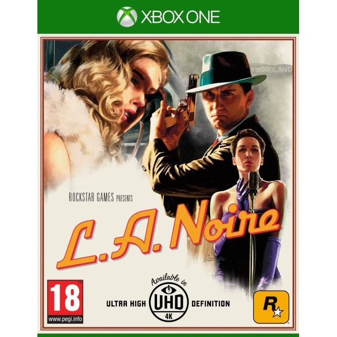 Игра L.A.Noire (Xbox One) (rus sub)