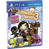 Игра Little Big Planet 3. Расширенное издание (PS4) б/у