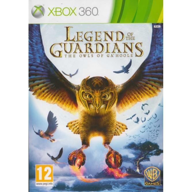 Игра Legend of the Guardians: The Owls of Ga'Hoole (Xbox 360) б/у