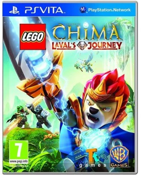 Игра LEGO Legends of Chima: Laval's Journey (PS Vita) (eng)