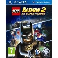 Игра LEGO Batman 2: DC Super Heroes (LEGO Бэтмен 2: DC Супергерои) (PS Vita)