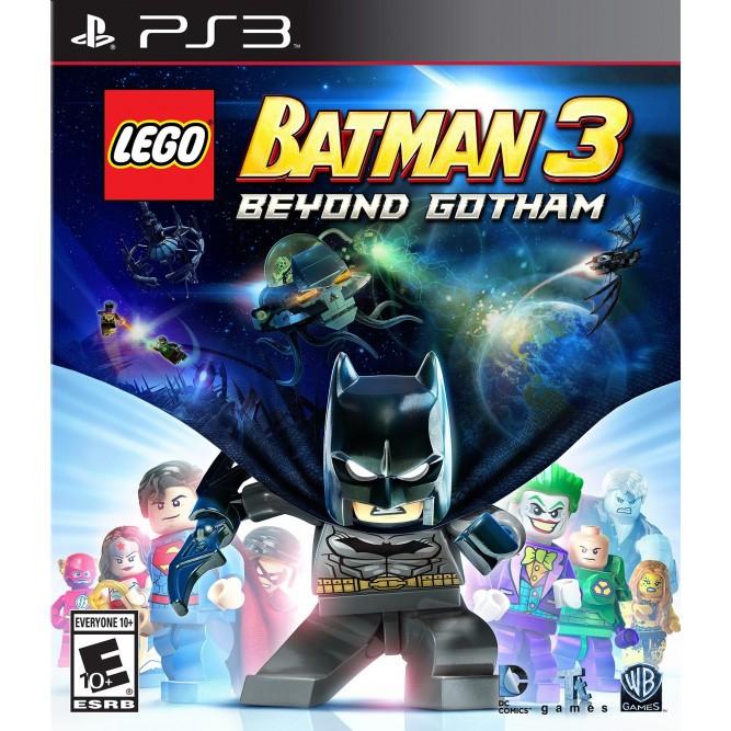 Игра LEGO Batman 3: Beyond Gotham (PS3) б/у