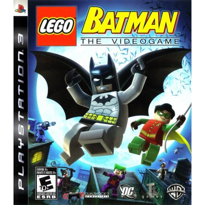 Игра LEGO Batman: The Videogame (PS3) б/у