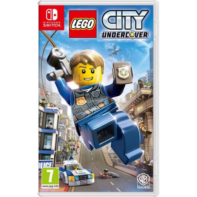 Игра LEGO City Undercover (Nintendo Switch) (rus)