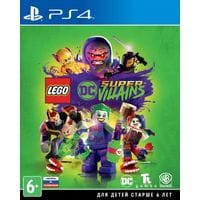 Игра LEGO DC Super-Villains (PS4) (rus sub)