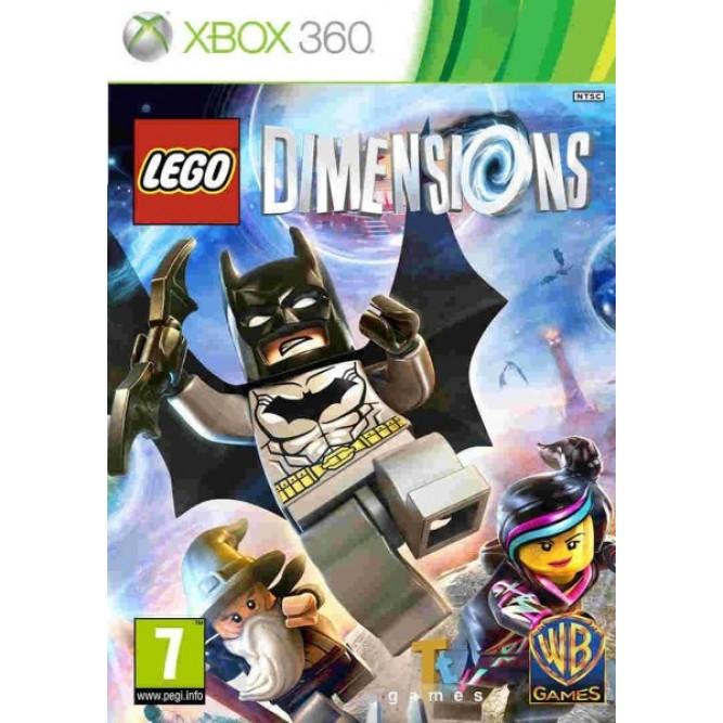 Игра LEGO Dimensions (Xbox 360) (eng) б/у